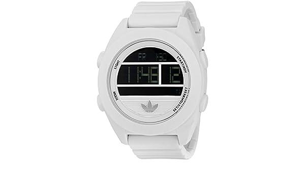 Reloj Adidas Santiago Xl Adh2908 Unisex Blanco: Adidas: Amazon.es: Relojes