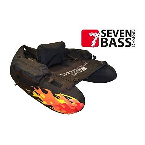 SEVEN BASS Float tube Devil 3556178022728