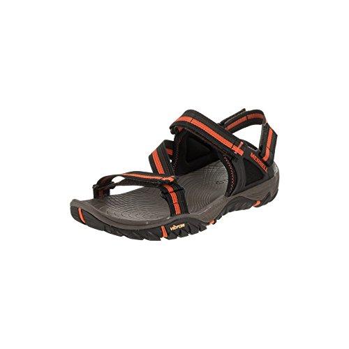 自宅で船形ミリメートル(メレル) Merrell メンズ シューズ?靴 サンダル All Out Blaze Web Sandal [並行輸入品]