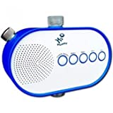H2o Audio-h2o H2o-100 Power Water Pressure Powered Shower Radio