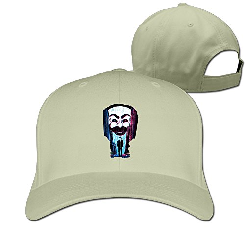 Curcy Mr. Robot A ONE OR A ZERO Fashion Trucker Hats Natural