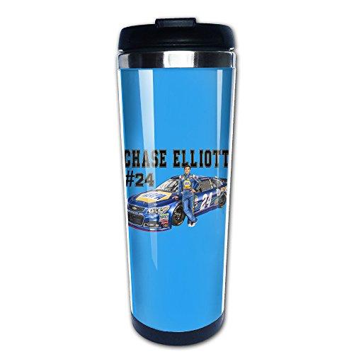 Ptloveing Chase Elliott #24 Stainless Steel Mug & Coffee Thermos (93 Hardtop)