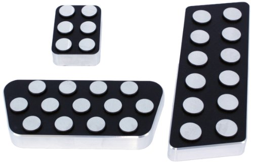 All Sales 41CK Pedal Pad Kit, (Pack of 3)