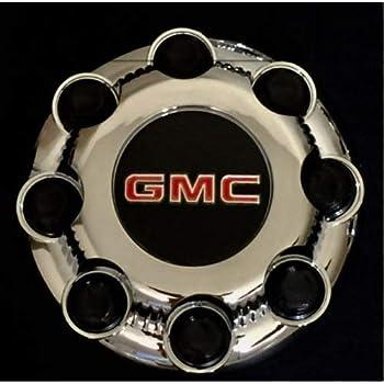 Amazon.com: 16 Inch OEM GMC HD 8 Lug Chrome Plated Center