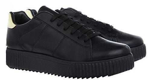 J. by Janiko Soju JBJ0025 Damen Sneakers Nero cang Oro