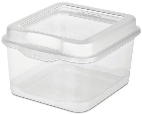 Sterilite 18038612 Small Clear Storage