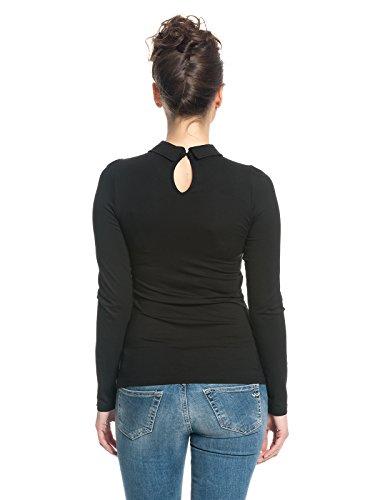 Vive Maria Black Lolita Shirt Black