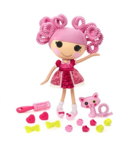 Lalaloopsy silly hair doll - Jewels sparkle -
