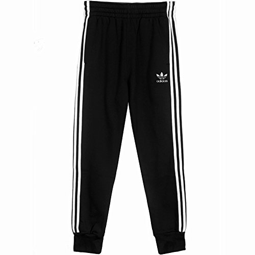 adidas Originals Men's Superstar Cuffed Track Pant, XX-Large, Black