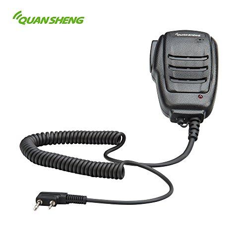 Quansheng QS-3 Two Way Radio Remote Speaker Microphone