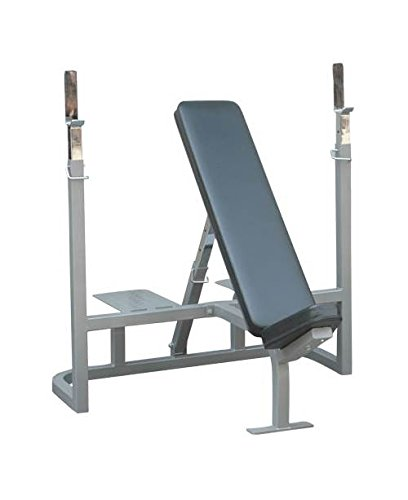 Champion Barbell Incline Weight Bench by Athletic Connection