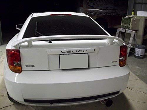 Toyota Celica Piano Negro Bumper letras trasera para: Amazon.es: Coche y moto