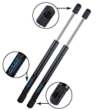 ARANA Ford Taurus Ford Police Interceptor Sedan 2010 to 2013 Gas Charged Trunk Lift Support Shock Strut Prop with Out Spoiler (Set of 2)