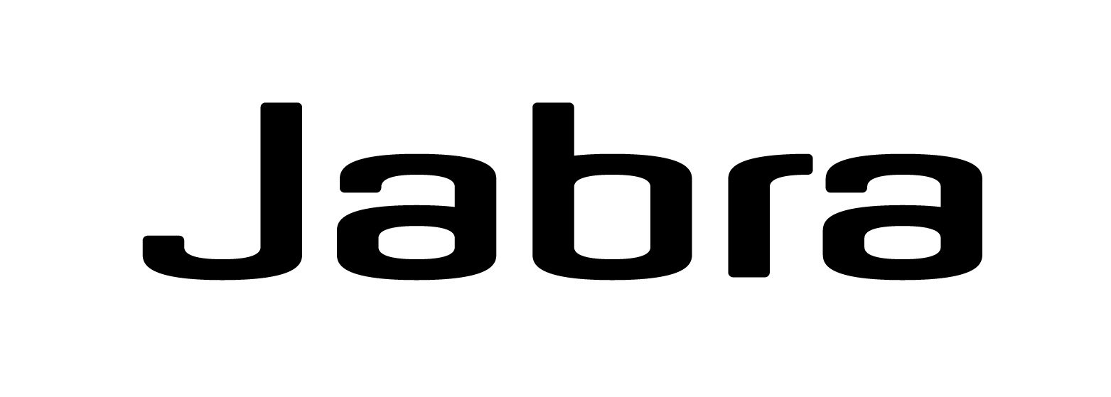 Jabra 2300 USB Microsoft Lync Duo Wired Headset - Black