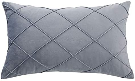 Classic Retro Checkers Cotton Linen Soft Solid Decorative Th