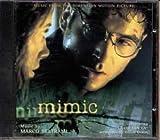 Marco Beltrami: Mimic: film score [SOUNDTRACK] by Marco Beltrami (1997-08-25)