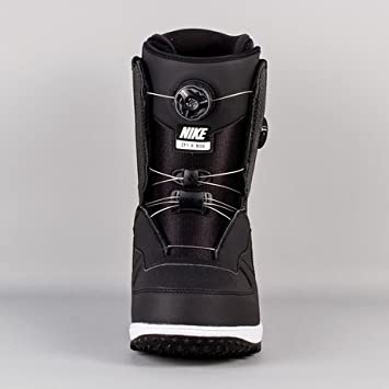 a1685b9e4652d Nike Zoom Force 1 X Boa Snowboard Boots - Black - 2014 8  Amazon.co.uk   Sports   Outdoors