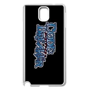 CODE BREAKER Samsung Galaxy Note 3 Cell Phone Case White MSU7141389