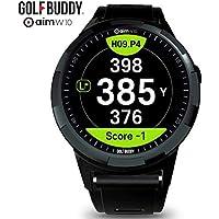 Golfbuddy Precision W10 Golf GPS Montre Intelligente / Extraordinaire Complet Couleur Cartes / Neuf pour 2019