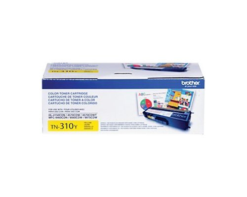 Brother MFC 9970CDW Cartridge Yellow 1 Pack product image