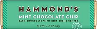 product image for Hammond's Mint Chocolate Chip Dark Chocolate Bar