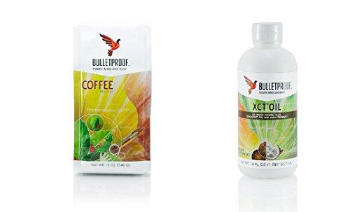 Bulletproof Coffee Ground and Whey Powder