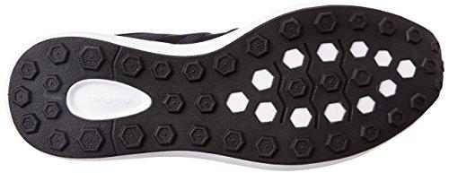 adidas CLOUDFOAM RACE - Zapatillas de deporte para Hombre, Negro - (NEGBAS/NEGBAS/FTWBLA) 40 2/3