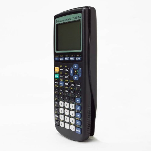 Texas Instruments TI-83 Plus Graphing Calculator Color: Gray Style: Standard, Model: 83PL/TBL/1L1, Electronic Store & More