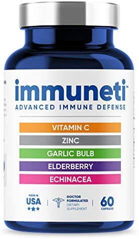 Immuneti Echinacea Supplement