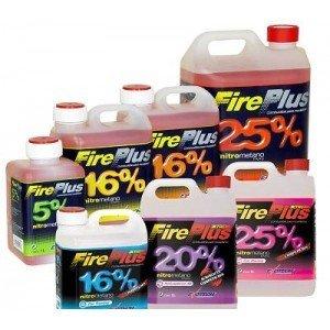 FIRE PLUS 25% 2L Coche (Nitrometano)