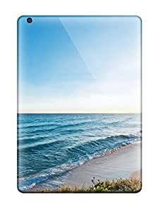 High Impact Dirt/shock Proof Cases Covers For Ipad Air (oceanscape)