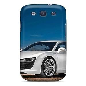 Hot Audi R8 2007 First Grade Tpu Phone Case For Galaxy S3 Case Cover
