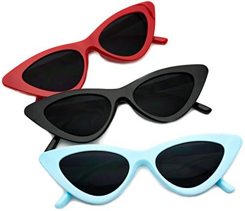 c31cbccfd9a Mua WearMe Pro - Retro Vintage Tinted Lens Cat Eye Sunglasses từ ...