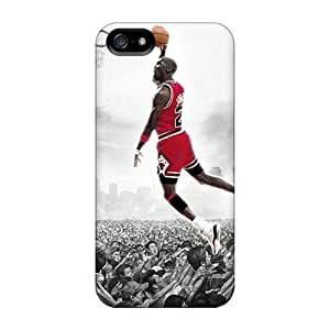 New Style Case Cover BjWUHfU3899FtQiD Michael Jordan Compatible With Iphone 5/5s Protection Case