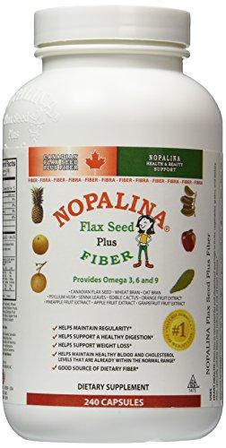 Nopalina Formula 240 Capsule omega product image