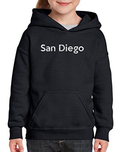 Ugo San Diego CA California Map Flag Home of University of Los Angeles UCLA USC Girls Boys Youth Kids - Outlets Diego San Near