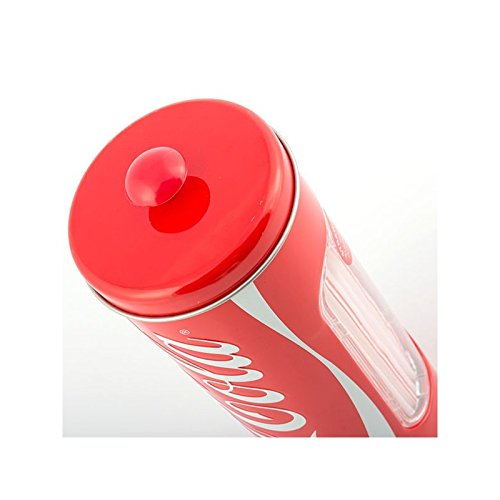 OUTLET Bote para Pajitas Coca-Cola (Sin Embalaje): Amazon.es: Deportes y aire libre