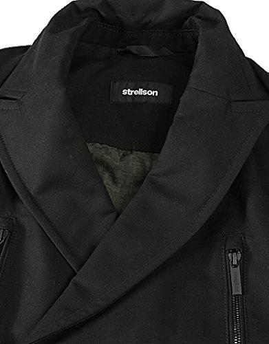 ... Strellson Premium Herren Mantel Tassilo Baumwolle Warme Jacke Unifarben,  Größe: 50, Farbe: ...