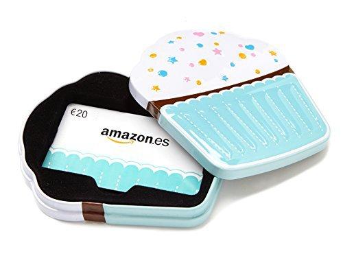 Tarjeta Regalo Amazon.es - Estuche Cupcake: Amazon.es ...