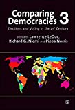 Comparing Democracies, Richard G. Niemi, 1847875033