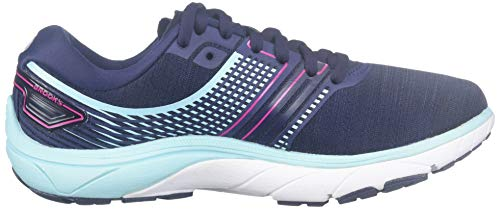 Navy Course Chaussures De Femme 6 Purecadence Blue Brooks IxqYF