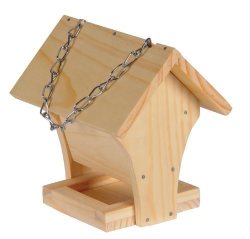 Toysmith Build A Bird Feeder Kit (Birdhouses Garden)