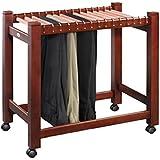 Wooden Pant Trolley/Trouser Rack