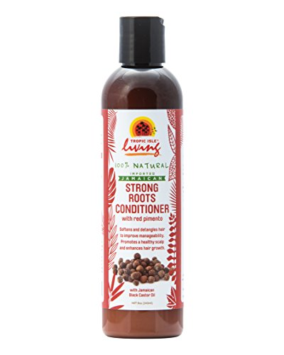 Tropic Isle Living- Strong Roots Conditioner with Red Pimento