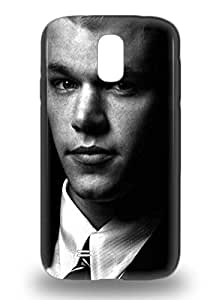 Galaxy 3D PC Case Tpu 3D PC Case Protective For Galaxy S4 Matt Damon American Male The Departed ( Custom Picture iPhone 6, iPhone 6 PLUS, iPhone 5, iPhone 5S, iPhone 5C, iPhone 4, iPhone 4S,Galaxy S6,Galaxy S5,Galaxy S4,Galaxy S3,Note 3,iPad Mini-Mini 2,iPad Air )
