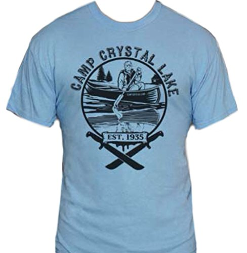 Light Blue Camp Shirt - 8