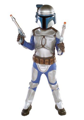 Star Wars Deluxe Child's Jango Fett Costume,