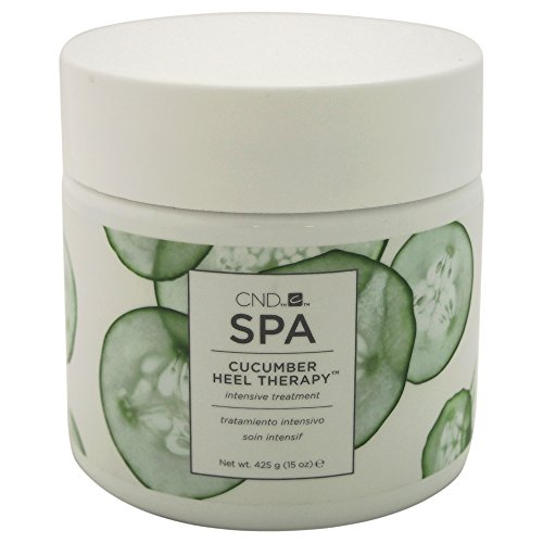 Cnd Spa - CND Spa Cucumber Heel Therapy Intensive Treatment, 15 Ounce