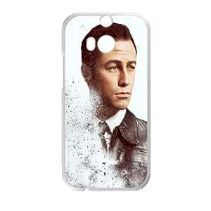 Joseph Gordon Levitt Looper HTC One M8 Cell Phone Case White phone component RT_297620