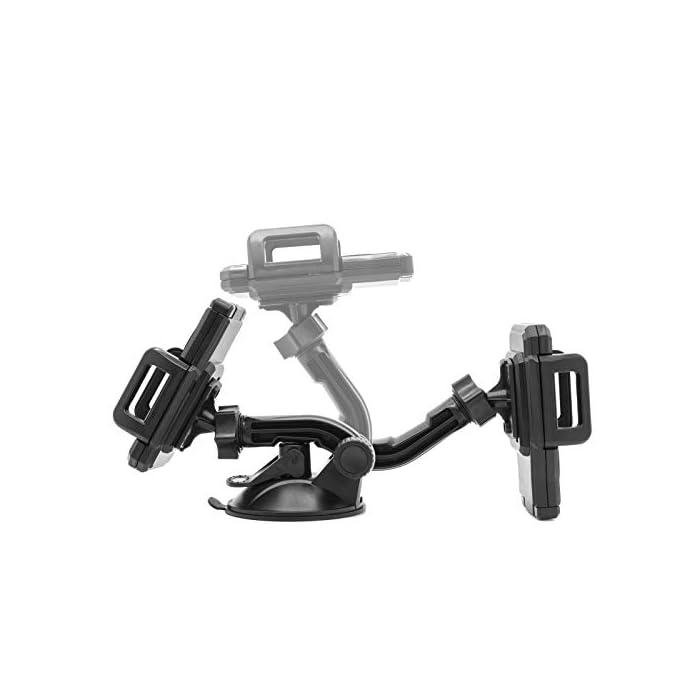 41w7e2CK2mL Haz clic aquí para comprobar si este producto es compatible con tu modelo Forma sólida, alta calidad – espuma pinza Bake – vibración tenue sistema de fijación Estable y seguro de poner – versátil fijación con tornillo de bloqueo